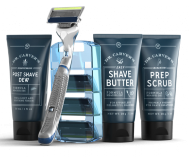Dollar Shave Club Starter Set