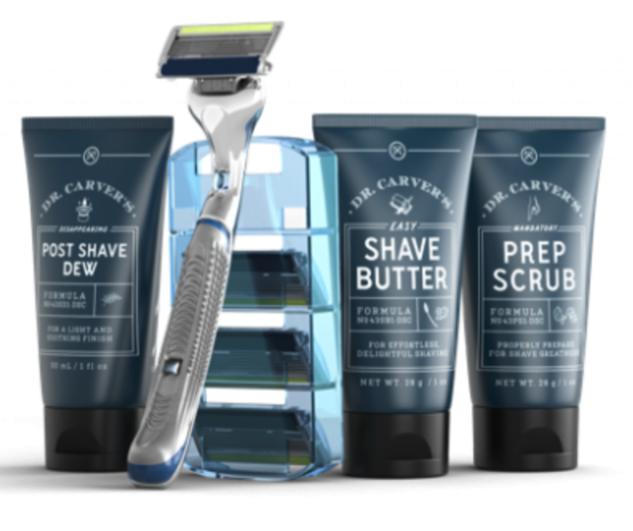 Dollar Shave Club Starter Set