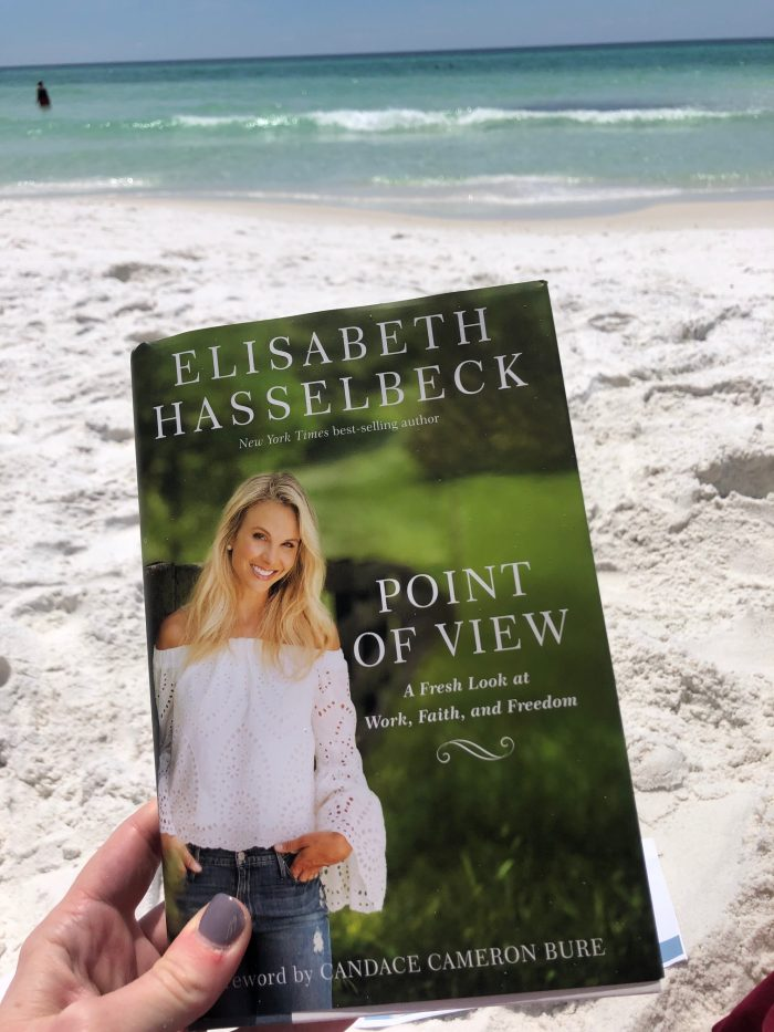 Point of View by Elizabeth Hasslebeck