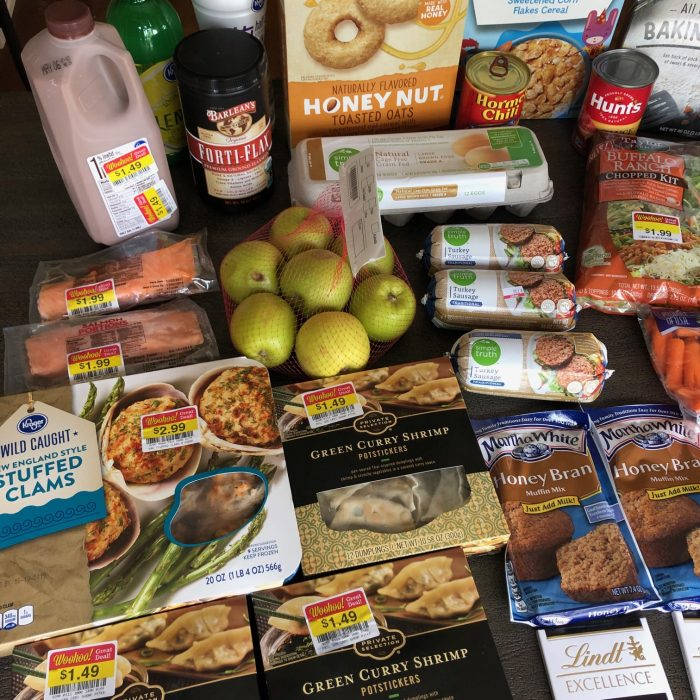 This Week's $70 Grocery Budget