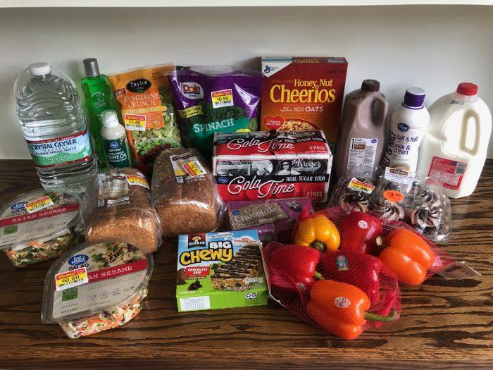 Kroger Grocery Shopping Trip