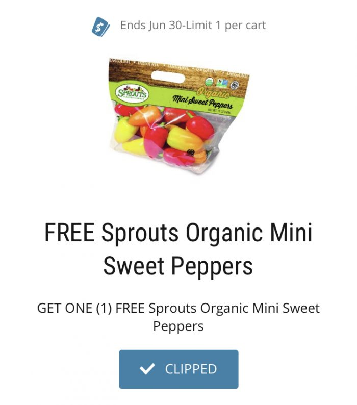 Sprouts coupon