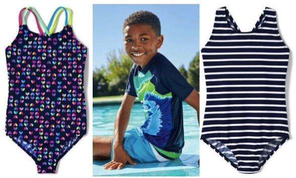 Lands' End Swimwear