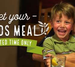 Olive Garden Kids Meals for $1