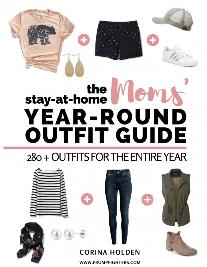 The Stay at Home Mom's Year-Round Outfit Guide
