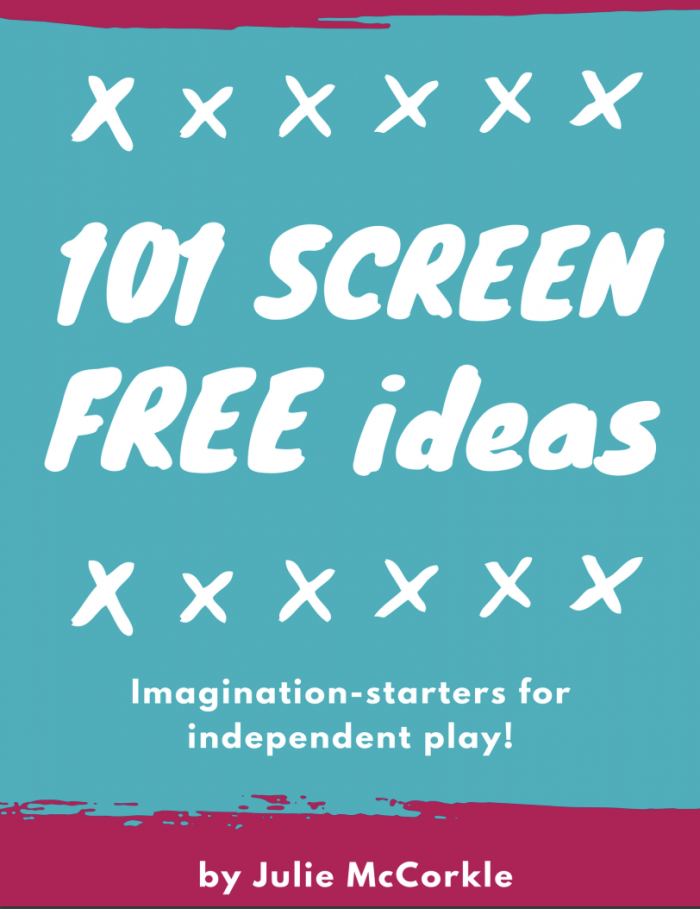 101 Screen Free Activities