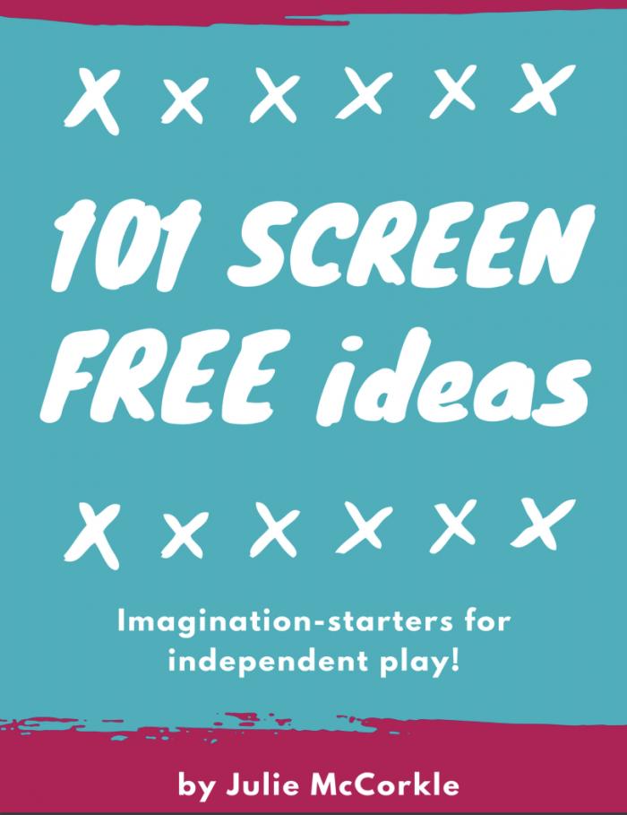 101 Screen Free Activities