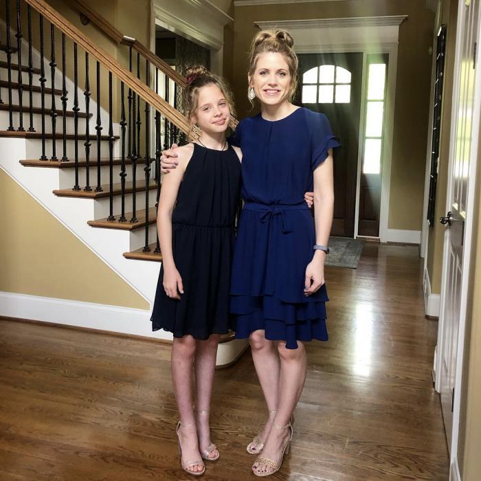 Crystal and Kaitlynn Paine