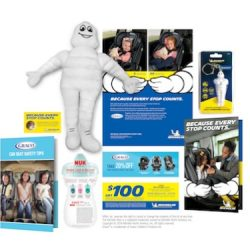 FREE Michelin Welcome Baby Kit!