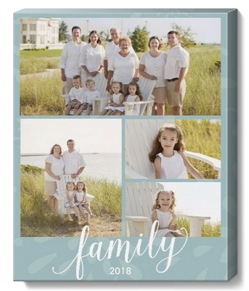 11×14 Canvas Photo Prints only $10 at Walgreens + Free In-Store Pickup!