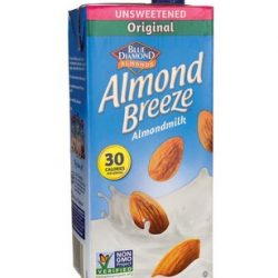 Almond Breeze Product