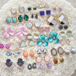 Sweet Stud Earrings