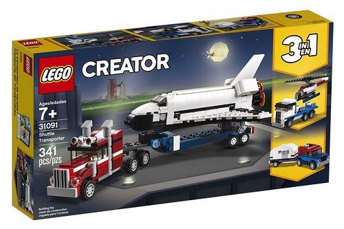 LEGO Creator 3in1 Shuttle Transporter