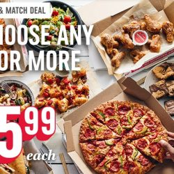 Domino's Pizza Deal