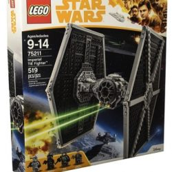 LEGO Star Wars Imperial TIE Fighter 75211 Building Kit