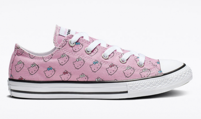 Hello Kitty Low Tops