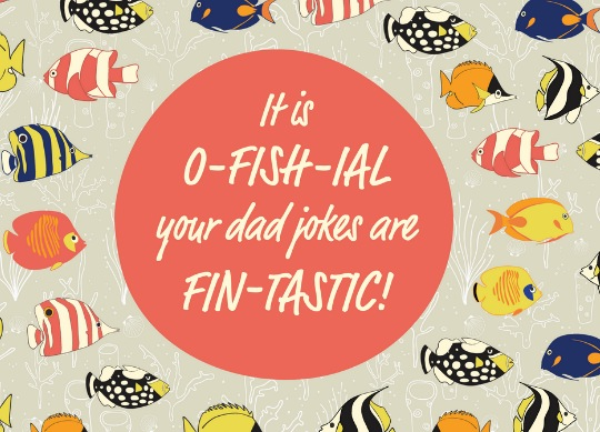 Free Father's Day Postcard