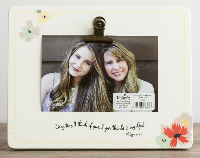 Every Time I Think of You Photo Frame