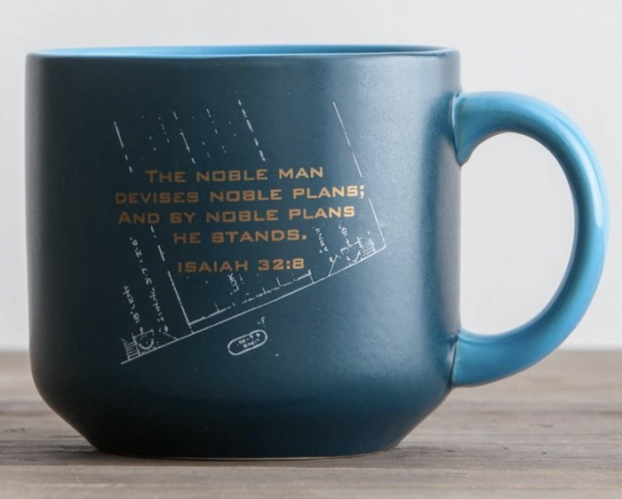 A Noble Man Coffee Mug