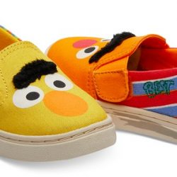 Sesame Street Toms Shoes