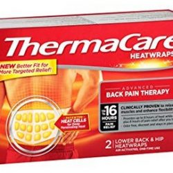 ThermaCare Heatwraps Back & Hip 2-Count