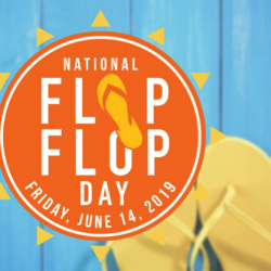 Tropical Smoothie National Flip Flop Day
