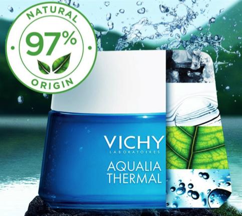 Vichy Aqualia Rich Moisturizer