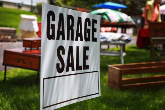 picture about Printable Garage Sale Price List identify 10 Suggestions for Using a Rewarding Garage Sale : Economical Preserving Mom®