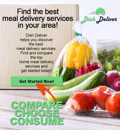 Dish Deliver Service