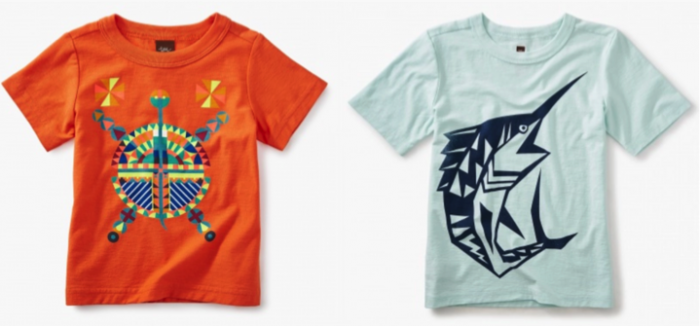 Boys Tea Collection Graphic Tees