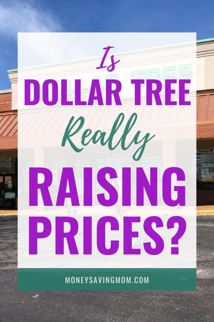 Dollar Tree Prices Changing