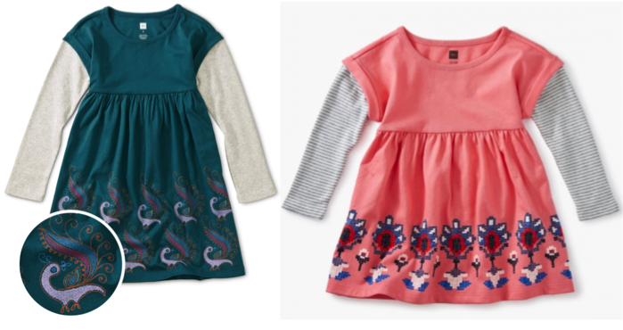 Girl's Tea Collection Fall Dresses