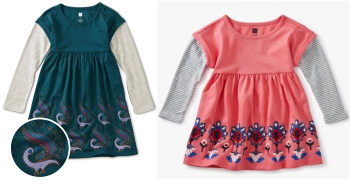 Girl's Tea Collection Fall Dresses