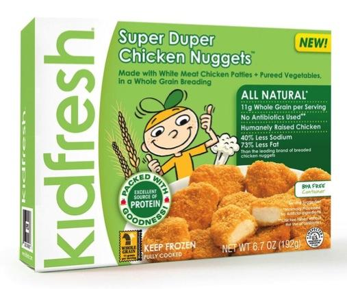 Kidfresh Frozen Meal