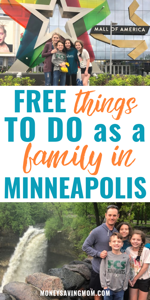 Free Things to Do as a family in Minneapolis