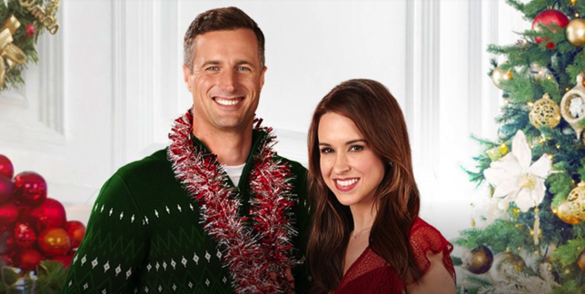 Pride, Prejudice, and Mistletoe Hallmark Christmas Movie