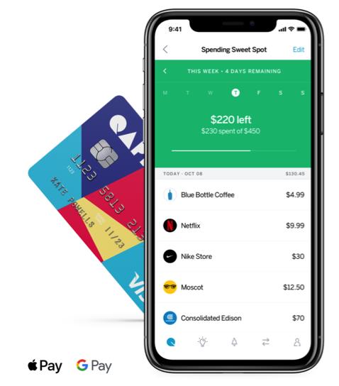 Qapital Banking App