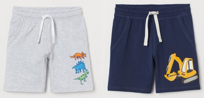 Baby, Toddler and Big Kid Boys' Jersey Shorts