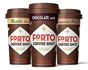 FREE Forto Coffee Shot (After Ibotta)