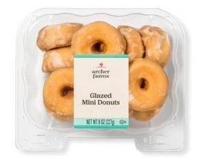 Target Cartwheel Donuts