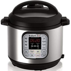 Instant Pot DUO60 6 Qt 7-in-1 Multi-Use Programmable Pressure