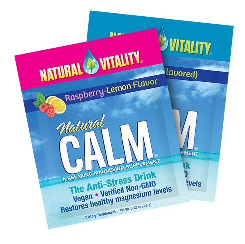 Natural Vitality Natural Calm Magnesium Drink