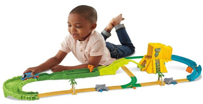Fisher-Price Thomas & Friends TrackMaster, Turbo Jungle Set