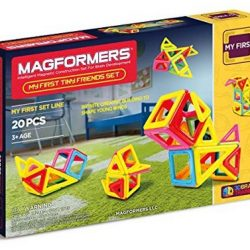 Magformers Tiny Friends 20 Pieces