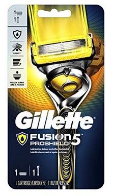 Gillette Fusion5 ProShield Men's Razor with 2 Razor Blade Refills