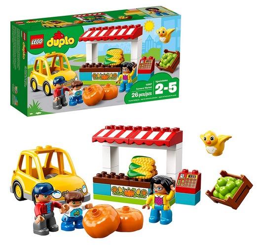 LEGO DUPLO Town Farmers' Market 10867 Building Blocks