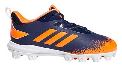 adidas Kids' Afterburner V MD K Baseball Shoes
