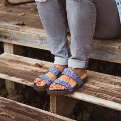 MUK LUKS® Deedee Sandals