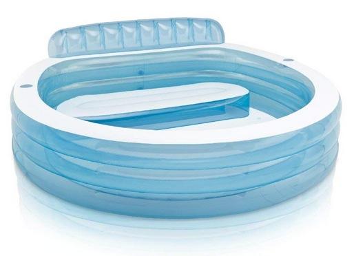 Intex Swim Center Inflatable Family Lounge Pool