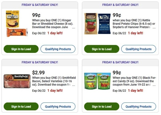 Kroger 2-Day Sale